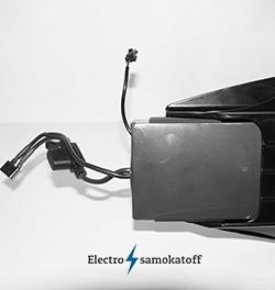 Восстановление проводки и замена аккумуляторной батареи_E-TWOW_S2_wt